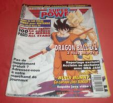Magazine Super Power [n°18 Fév 94] Nintendo Nes Game Boy Dragon Ball Z 2 *Jrf*
