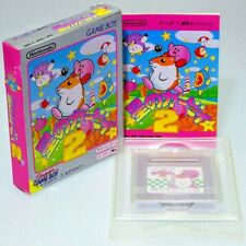 STAR KIRBY 2 II Type A Nintendo GB GAME BOY Japan Import Complete somewhat used