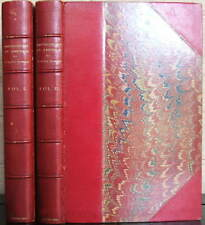 Impressions of America, During Years 1833, 1834, 1835. T. Power, 1836 Signed 1st