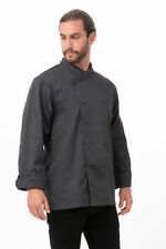 Chef Works Mens Anguilla Executive Chef Coat (Fbcc)