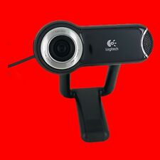 Logitech QuickCam Pro 9000 Web Cam USB Autofocus WebCam HD Carl Zeiss Lens Mic