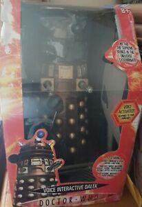 Doctor Who 18 Inch Interactive Bronze Dalek (Not Working)