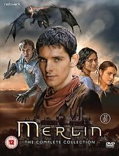 Merlin: The Complete Collection (Box Set) [DVD]