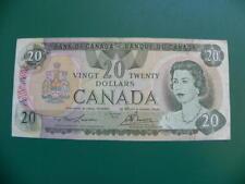 Kanada Banknoten 20 Dollars 1979