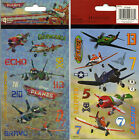 "Disney EK Success ""PLANES"" Scrapbooking Stickers x 2 sheets of each - G31"