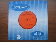 """Marv Johnson - Ain't Gonna Be That Way. Promo Demo 7"""" Vinyl. The Browns"""