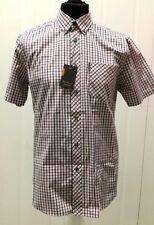 Ben Sherman Short Sleeve House Check Shirt - M