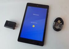 Used Black Insignia NS-P08A7100 Android Tablet 16GB / Please Read #1iNnn