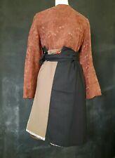 wrapskirt made from vintage A.F. Vandevorst skirt NotThatSexy scraps deconstruct