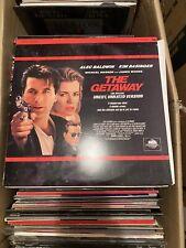 The Getaway Laserdisc LD englisch