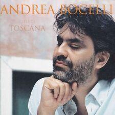 ANDREA BOCELLI - CIELI DI TOSCANA (REMASTERED)  CD NEW!