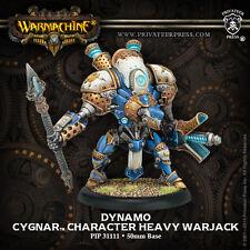 Warmachine - Cygnar: Dynamo  PIP31111