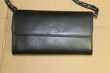 Polo Ralph Lauren Women's Leather Bag- Color Black