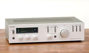Toshiba SB-A25 Stereo Verstärker / Amplifier in silber