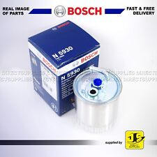 MERCEDES A170 W168 1.7D Fuel Filter 01 to 04 OM668.942 Bosch A6110900852 Quality