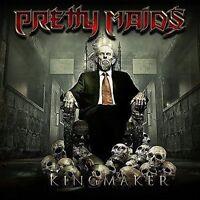 Pandemonium von Pretty Maids,CD,Digipak,2010,+Kingmaker,CD,2016,Top!