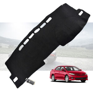 For Toyota Corolla 2007 - 2012 Dashboard Cover Dash Mat Dashmat Pad Protector