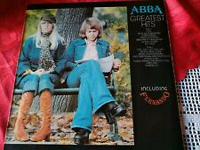 ABBA - Greatest hits (33 Giri 1976)