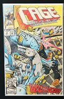 CAGE #2 MARVEL COMICS 1992 FN/VF