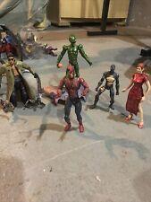 Original Spiderman Movie 1 And 2 Action Figure Lot