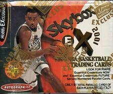 1997 Skybox EX-2001 Hobby Factory Unopened Box. Jordan Jambalaya Credentials?