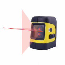 Mini Laser Level Self Leveling Red 2 Lines Horizontal and Vertical Cross Line