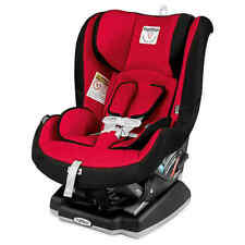 Peg Perego 2015 Primo Viaggio SIP 5-65 Convertible Car Seat Rouge Red New