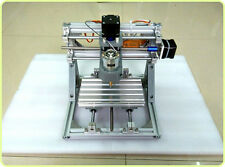 CNC Mini 3-Axis Router Engraver DIY PCB PVC Milling Wood Carving Machine