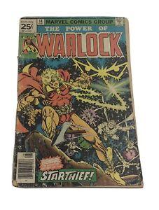 14 Aug 02153 Marvel Comics Group The Power Of Warlock, 1976