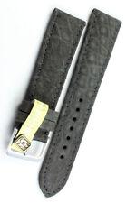 20mm Louisiana ALLIGATOR Nubuk KROKO Leder BAND Germany Uhrband Wild Krokodil