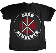 DEAD KENNEDYS - Classic Logo T SHIRT S-M-L-XL-2XL New Official Hi Fidelity Merch