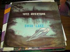 Swan Lake-Odessa Philharmonic-Rudolf Bodenheim-LP-Egmont-Vinyl Record-VG+