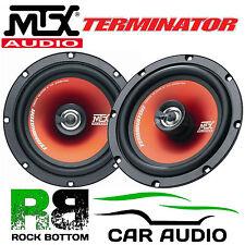 """MTX TR654 - 6.5"""" 17cm 2 way 240 Watts Car & Van Audio Coaxial Speakers & Grilles"""