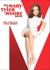Mary Tyler Moore Show: The Complete Third Season DVD Brand New 3