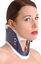 "ADJUSTABLE POSTURE COLLAR neck stretching training brace device 4-6"" lightweight"