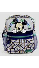 Disney Baby Mickey Mouse Mini Backpack Safety Harness Strap Toddler Insulate Bag