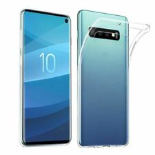 Soft Silicone Cases For Samsung Note 9 8 S9 S8 S10 Plus Back Covers Galaxy Phone