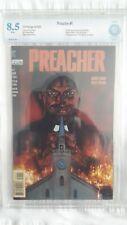 Preacher 1 CBCS 8.5 - 1995 1st Jesse and TulipDC Vertigo