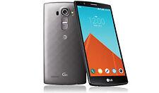 LG G4 H810 32GB (GSM Unlocked) 5.5 16MP 4G LTE Android Smartphone -Metallic Gray