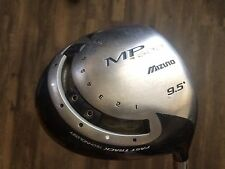 Mizuno MP 600 9.5° Fast Track Technology Driver Stiff Flex Graphite Shaft