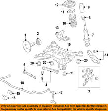 GM OEM Rear Suspension-Spring Insulator 92252103