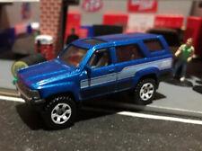 Matchbox 1985 Toyota 4Runner Dark Blue VHTF New Fresh From Package 1:64 Die Cast