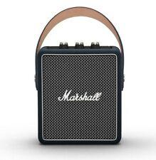 Marshall Stockwell II Bluetooth Portable Rechargeable Speaker - Indigo