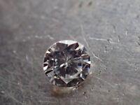 Diamant Naturel Rond 2.40mm - VVS/E - SUPERBE et CALIBRE !!!