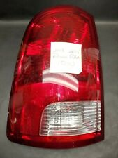 |2013 - 2015 Dodge Ram 1500  Tail light (Left/Driver)