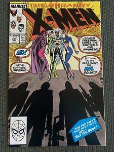 X-Men #244 (1989) 1st Jubilee