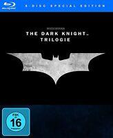 The Dark Knight - Trilogie - Blu-Ray