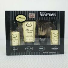 The Art of Shaving Unscented Essential Oil 4 Elements Starter Travel Kit Set