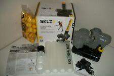 SKLZ Lightning Bolt Pro Automatic Pitching Machine - Black/Gray - Indoor Outdoor