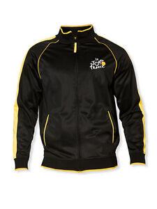 Tour de France TDF Apres Winter Jacket Official Apparel (Black)
